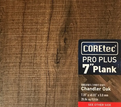 COREtec Chandler Oak
