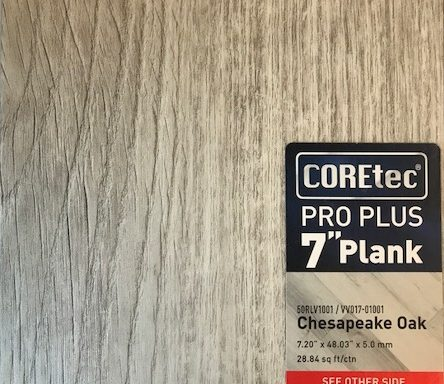 COREtec Chesapeake Oak